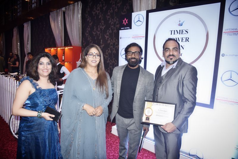 Dr Prem Jagyasi with talented personalities