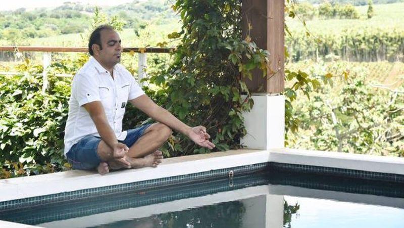 Dr Prem at wellness-resort