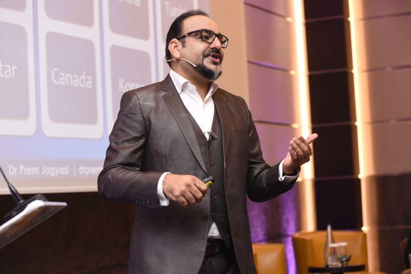 Dr Prem Jagyasi coins the term 'Medical tourism matchmaking'