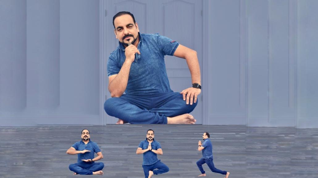 Dr Prem Jagyasi If you cant go outside go inside