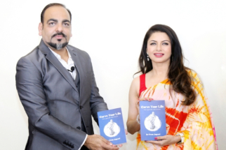 Carve Your Life Book Launch by Actress Bhagyashree