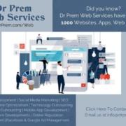 Dr Prem Web Services