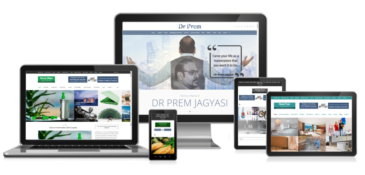 Dr Prem Guides and Magazine Network