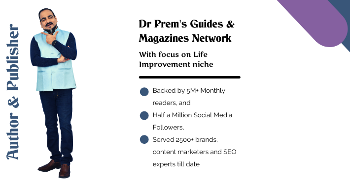 Dr Prem Guides and Magazines Network