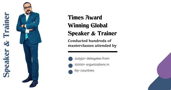 Dr Prem Times Award Winning Global Speaker & Trainer