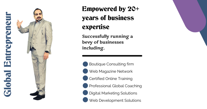 Empowered by 20+ years of business expertise