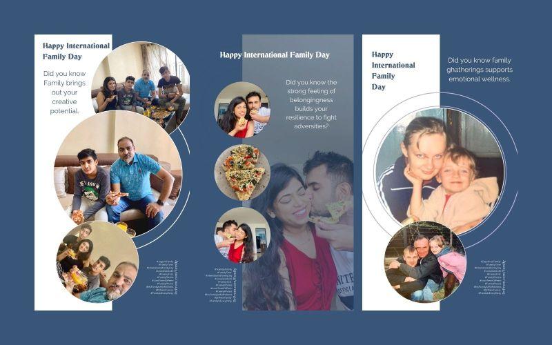 Dr Prem And Team Celebrates International Family Day