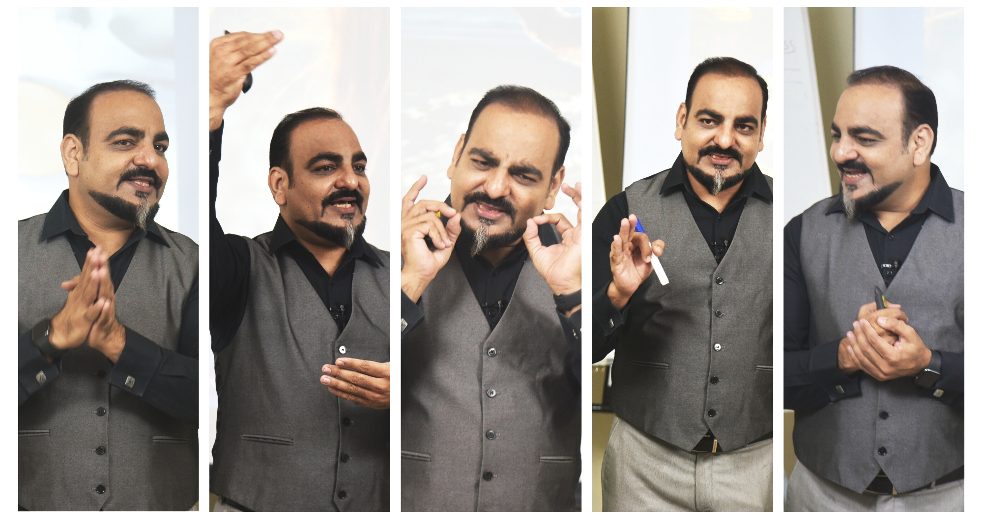 Dr Prem Masterclass shades